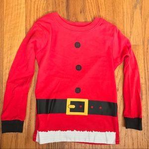 Carter's Christmas Santa Pajama Set Size 3T